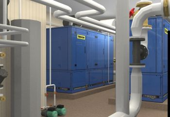 Проектирование газопоршневой электростанции